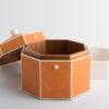 Marylebone Box Tangerine
