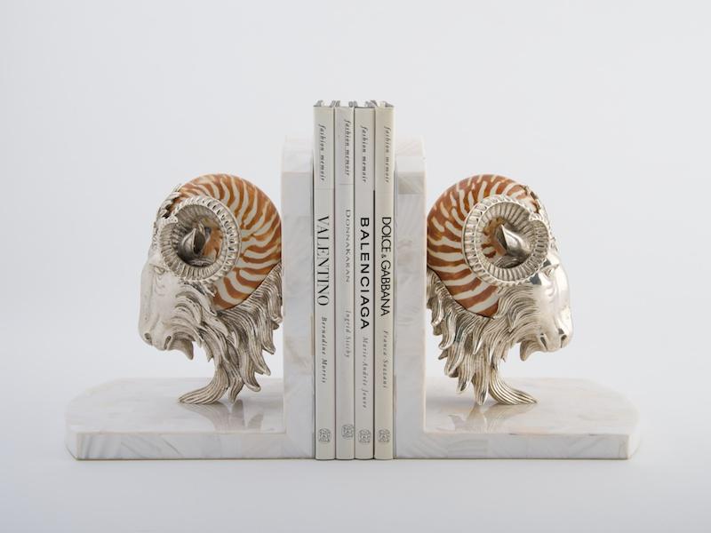 Bookends - Rams Head