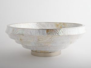 Fitzgerald Stepped Bowl Cream