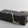 Dragon Box - Rectangular - Black