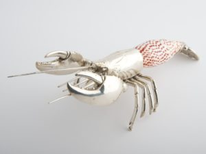 Lobster - Mitre shell