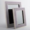 Hepburn Shagreen Photo Frame Lavender
