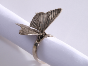 Napkin Ring Butterfly