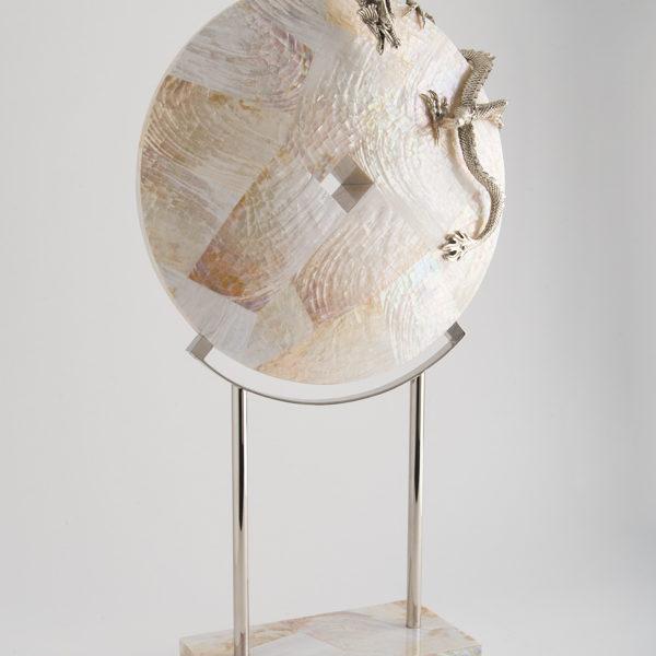 Sovereign Sculpture Dragon Cream