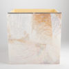 Sienna Waste Basket - Cream