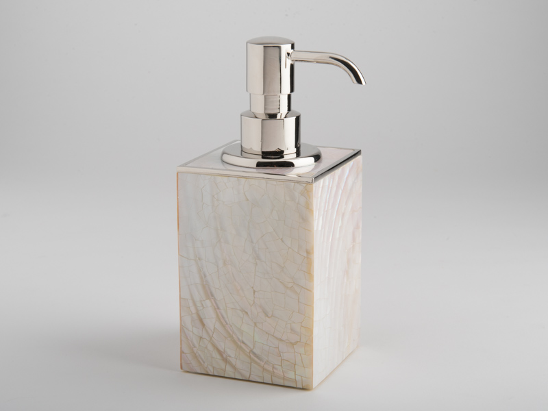 Sienna Soap Dispenser - Cream
