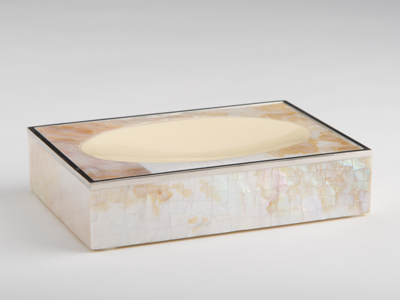Sienna Soap Dish - Cream