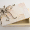 Octopus Rectangular Box - Cream