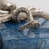 Octopus Rectangular Octopus Box - China Blue