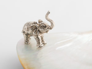 Elephant Mother of Pearl