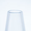 Polperro Tear Glass Vase Aqua