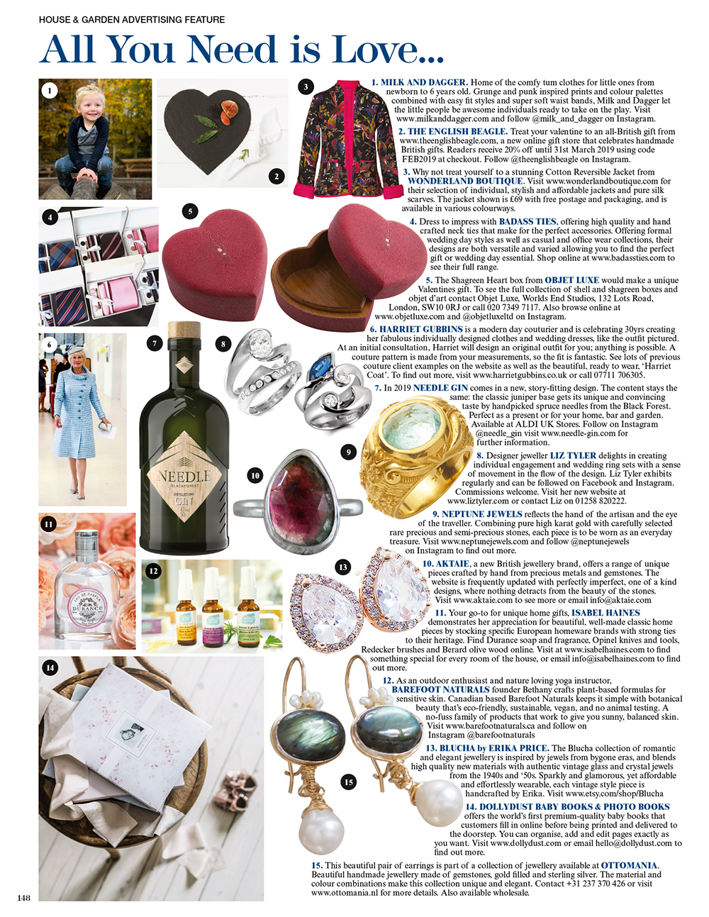 148-All-You-Need-is-Love - Objet Luxe