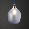 Polruan Round Pendant Clear