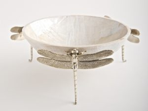 Dragonfly Bowls Cream