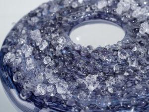 Jura Glass - Ice Pink